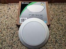 "Lithonia Lighting Versi Lite - 7"" Integrated LED 10.2 W Flush Mount - Cast Alum!"