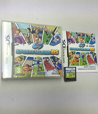 SPORTS ISLAND DS NINTENDO DS  USATO