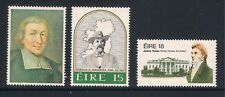 Ireland Eire mint stamps - 3 single stamp isses from 1980/81, MNH