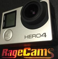 Gopro Hero4 Black Camera Full Spectrum RageCams IR Night Vision Ghost Hunting