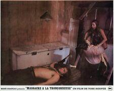 TOBE HOOPER THE TEXAS CHAIN SAW MASSACRE 1974 VINTAGE LOBBY CARD ORIGINAL #5