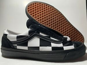 New Vans Old Skool Barneys New York X Checkered Mens Shoes 721278 Size 10 US
