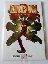 Uncinato Hands of Kung Fu-out of the Past-MARVEL COMICS-tradepaperback