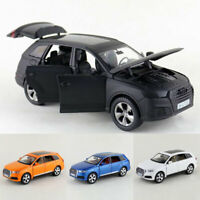Audi Q7 SUV 1:32 Scale Model Car Metal Diecast Toy Vehicle Kids Collection Gift