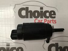 Vauxhall Corsa  Astra Tigra Vectra Windscreen Washer Pump Single Outlet 90585761