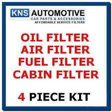 Mercedes CLK200 & CLK230 (97-00) olio, carburante, CABINA & Filtro Aria Kit di servizio