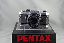 Pentax MX EXCELLENT Silver Pentax M 50mm 1.7 **SERVICED by ERIC** EH03