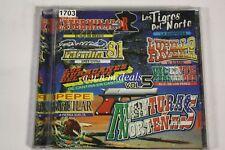 Los Tigres Del Norte Various Artist Music CD