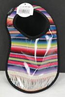 Baby Bib Stain Resistant Poncho Southwest Style Amigo T3