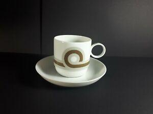 Kaffeetasse + Untere Rosenthal studio linie Duo Baltic