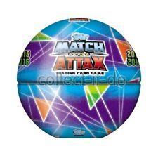 Match Attax - SAISON 15/16 - 1 Tin-Box