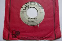 "SWEET - WIG-WAM BAM - RARE 1973 BELL 45,408 NEW YORK PRESSING 7"" SINGLE EX+"