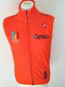 CASTELLI CARVICO MENS CYCLING VEST  XL