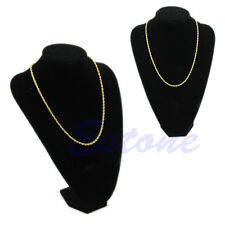 Cool New Yellow Gold Filled Men Rope Chain Necklace 23.6 Inches Hot