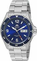 Orient FAA02002D Mako II Automatic Blue Dial Stainless Steel 200m Diver Watch