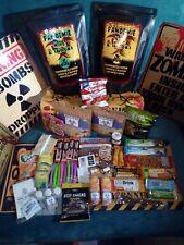 MRE .EPA  ration de survie  customisé.pandémie apocalypse . MRE