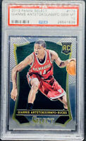 Giannis Antetokounmpo Select Rookie Card 2013-14 #178 PSA 10 GEM MINT