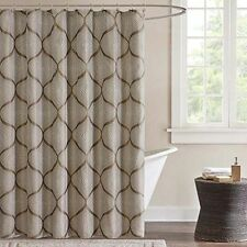 Geometric Contemporary Shower Curtains