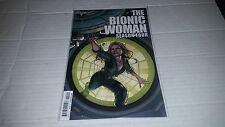 The Bionic Woman Season Four # 2 (2014, Dynamite) 1st Print