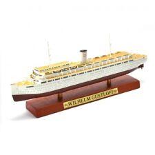 WILHELM GUSTLOFF Transatlántico 1:1250 Ocean Liners barco Atlas Diecast