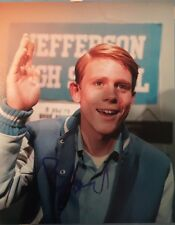 Ron Howard Signed 10x8 Photo - Happy Days