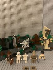 Lego Indiana Jones Temple Escape Set #7623 Nearly Complete