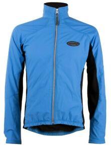 Sportful/Castelli Men's Windstopper Cycling Jacket Blue Size M, L - Holy Tamales