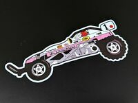 RC Sticker / Decal Suit Pitbox / Toolbox Tamiya, Hornet, Frog, Beatties, Buggy