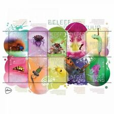 Netherlands MNH 2018 new issue Topic Insects. Experience Nature. Very nice