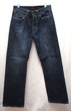 Ed Hardy jeans by Christian Audigier Boot Cut Button Fly Cotton Size 32x32