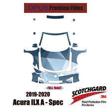 3M PRO Series PreCut Paint Protection Kit for Acura ILX 2019-2020 A-SPEC