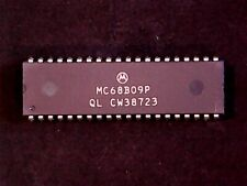 MC68B09P Integrated Circuit Case Dip40 Make Motorola