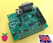 RTC RS232 COM Serial console Board for Raspberry Pi B+