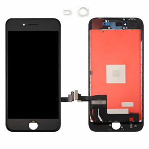 DISPLAY LCD RETINA APPLE IPHONE SE 2020 TOUCH SCREEN VETRO SCHERMO NERO TIANMA