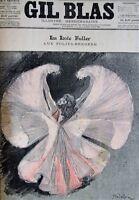 Gil Blas - French Literary & Art Magazine - 1891-1892 bound - 73 issues