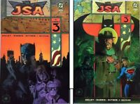 JSA The Holy Three #1-#2 Injustice Society DC Elseworlds TPB 1st Print 2003 new