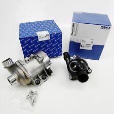Wasserpumpe PIERBURG 7.02851.20.0 + Thermostat MAHLE TM1497 BMW 1er 3er 5er 7er