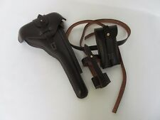 WWI WK1 Luger P08 Parabellum Ari Harness Holster Tragegestell Wehrmacht WH WK2