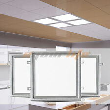 8W Ultra-thin LED Recessed COOL White Ceiling Panel Down Lights Lamp 300*300mm