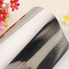 Anti-UV Mirror Reflective Window Wall Tint Film One Way Membrane Room Home Decor
