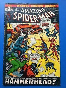The Amazing Spider-Man #114 November 1972 Marvel Comics