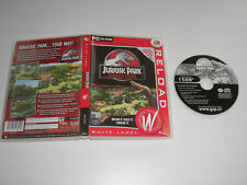 JURASSIC PARK OPERATION GENESIS PC CD ROM WLB-Rapide Post