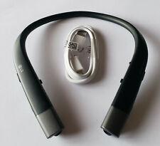 New listing Used Black Lg Tone Infinim Hbs-920 Wireless Headset - Works but has Wear - Read