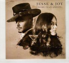 (HT213) Jesse & Joy, More Than Amigos - 2016 DJ CD