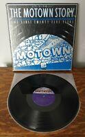 The Story of Motown -The First Twenty-Five Years LP 5 Vinyl Record Box Set VG+/M