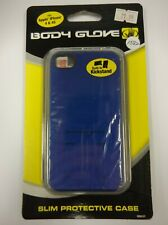 Body Glove Slim Protective Series for iPhone 4 / 4s - Blue with Screen Protector