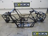 EB368 2014 ARCTIC CAT WILDCAT TRAIL XT FRAME ASSEMBLY VIN:4UF14MPV7ET311618