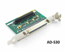 HPDB68 SCSI-3 68-Pin Female Internal to Female External Adapter w/ Bracket