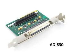 HPDB68 SCSI-3 68-Pin Female Internal to Female External Adapter w/ Bracket