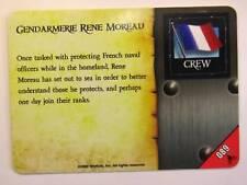 Pirates Pocketmodel FIRE & STEEL 089 Rene Moreau